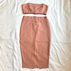 Fashionnova Pink Set